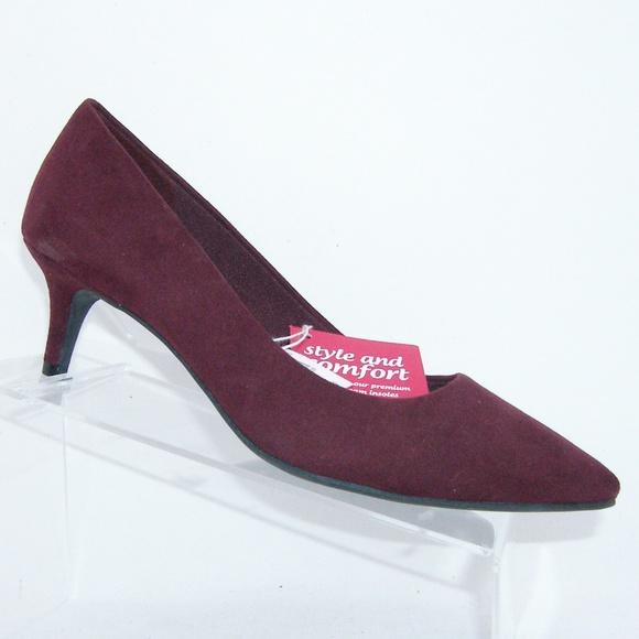 08bf776079d dexflex comfort Shoes - Dexflex Comfort  Jeanne  burgundy man made ...